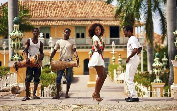 Atmosfera cubana: L'Avana & mare 4*S in All Inclusive