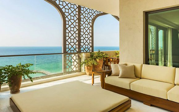 L'Ajman Saray 5*, a Luxury Collection Resort