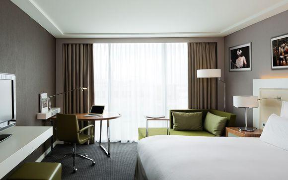 L'Hotel Pullman Paris Centre Bercy 4*