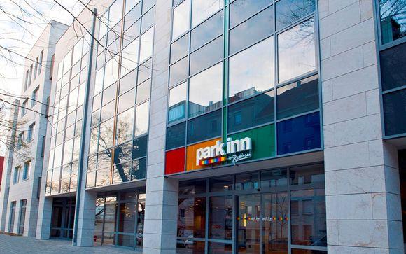 Park Inn by Radisson Budapest 4*