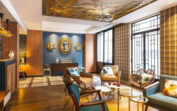 Hotel Comete - Parigi - Fino a -70%   Voyage Privé