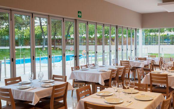 Siviglia - L'Hotel M.A. Sevilla Congresos 4*