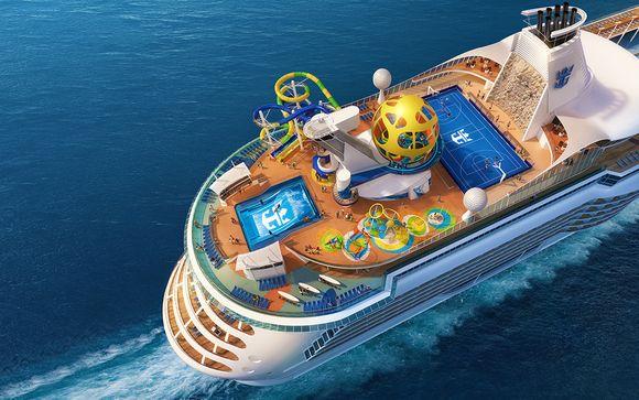 La nave -  Mariner of the Seas