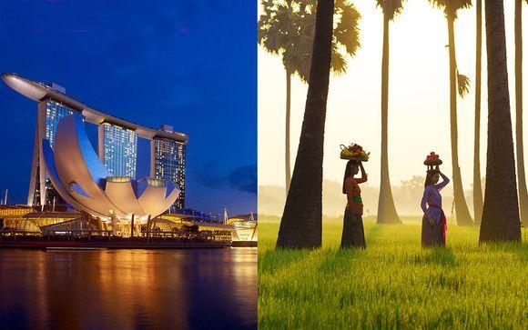 Singapore & Bali