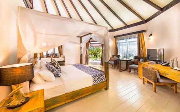 Maldive - Kihaa Maldives Resort & Spa 5*