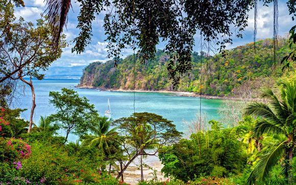 Autotour Costa Rica con estensione mare a Papagayo