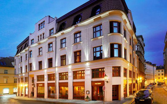 Il Buddha Bar Hotel Prague 5*