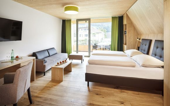 L'Hotel Der Reschenhof 4*