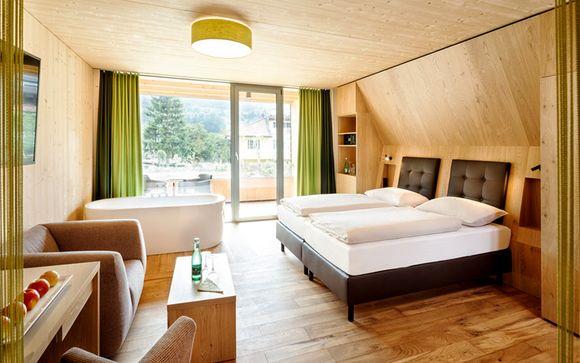 Hotel Der Reschenhof 4*