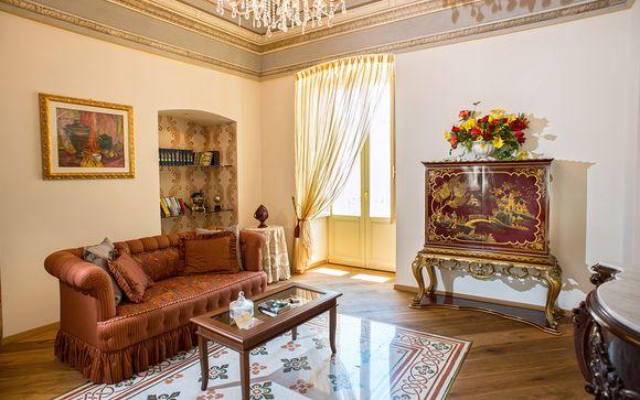 Il Palazzo Scotto