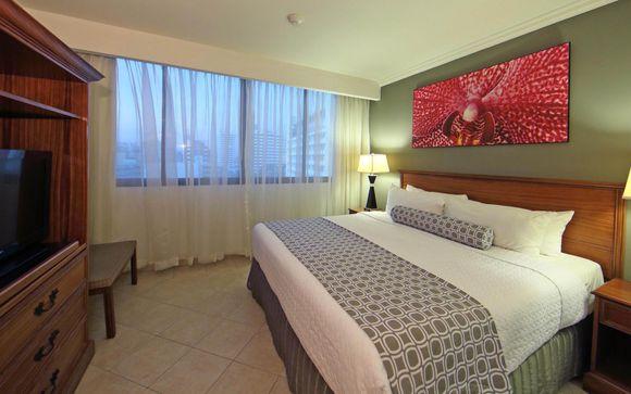Panama City - Hotel Crowne Plaza Panama 4*