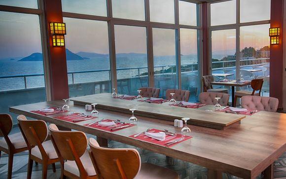 Soggiorno mare - Yasmin Bodrum Resort 5*