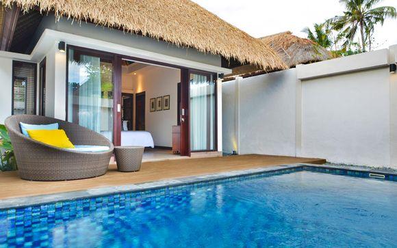 Lembongan - Lembongan Beach Club & Resort 5*