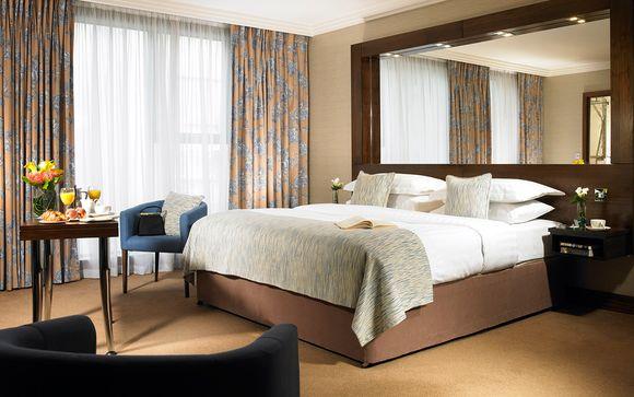 L'Ashling Hotel Dublin 4*