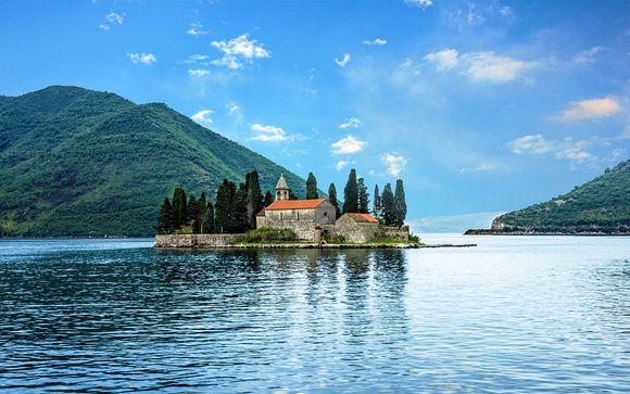 Alla scoperta di Bijela e di Dubrovnik