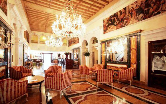 Il Grand Hotel Dei Dogi 5*