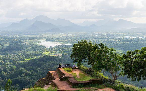 Tour privato dello Sri Lanka in 5*