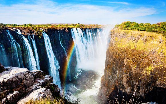 Tour della Namibia, del Botswana e delle Victoria Falls