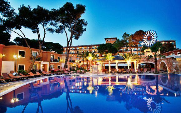 Sun & Fun in moderno 4* All Inclusive a Playa di Palma