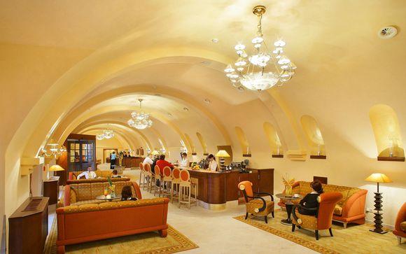 L'Hotel Lindner Prague Castle 4*