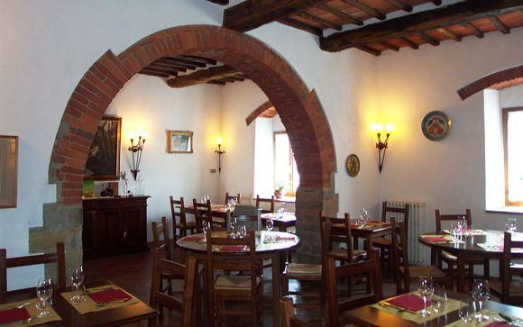 L'Agriturismo Borgo Castelvecchi