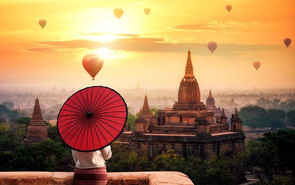 Tour alla scoperta della Birmania