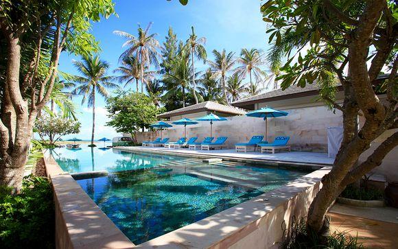 Avani+ Samui Resort 5* e soggiorno iniziale al Mandarin Bangkok 4*
