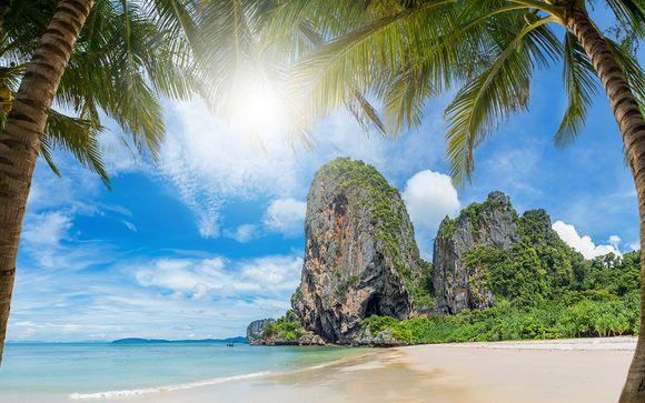 Well Hotel Bangkok Sukhumvit 20 4* + Aonang Villa Resort 4*