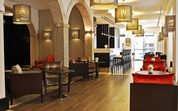 Hotel Santa Justa 4*