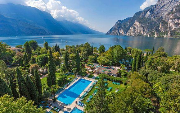 Du Lac Et Du Parc Grand Resort 4*S