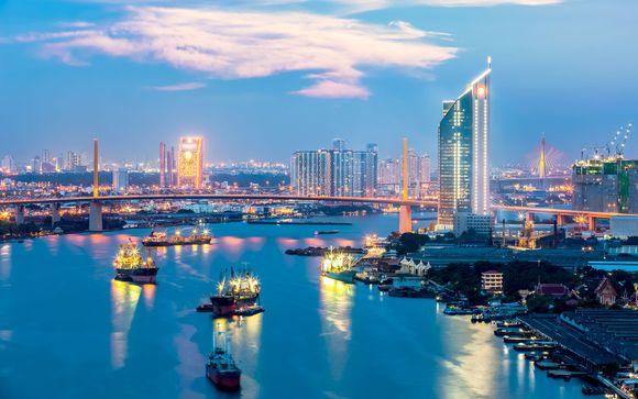 Alla scoperta di Bangkok e Koh Phangan