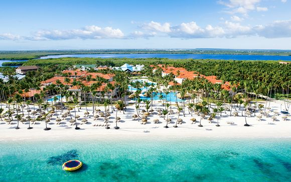 Hotel Dreams Palm Beach Punta Cana 5*