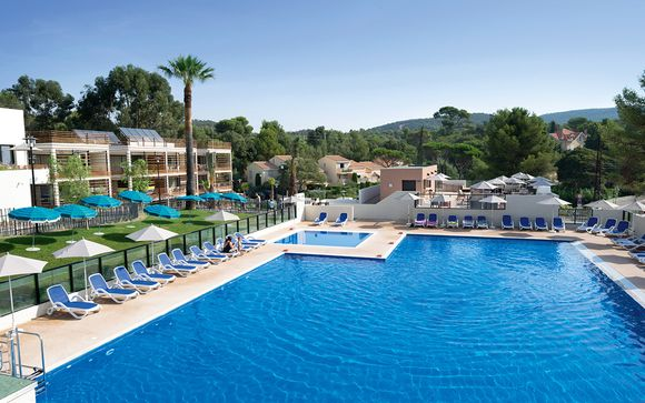Hotel Residence Saint Raphael Riviera