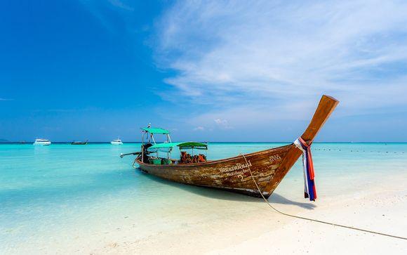 Alla scoperta di Phuket, Koh Phi Phi e Krabi