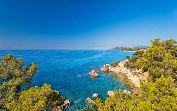 4* di design sulla meravigliosa costa spagnola di Cambrils