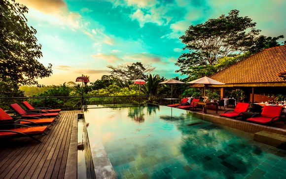 Jimbaran Beach Hotel & Spa 5* & Jungle Retreat 5*