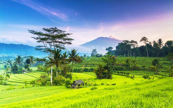 Paradisiaca Bali in 5* tra spiagge e natura