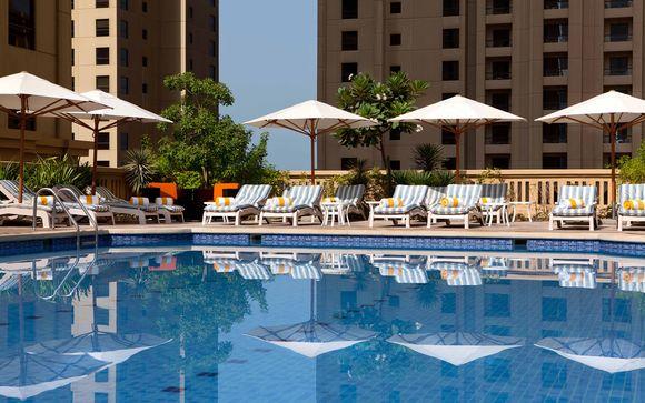 Il Ramada Plaza Jumeirah Beach 4*