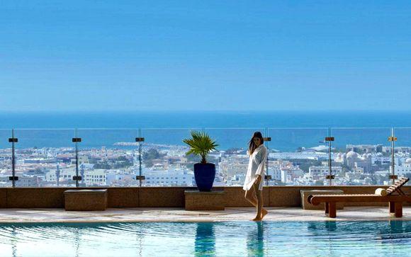 Fairmont Hotel Dubai 5*