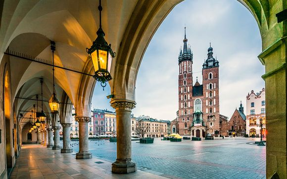 Siesta Aparthotel Krakow