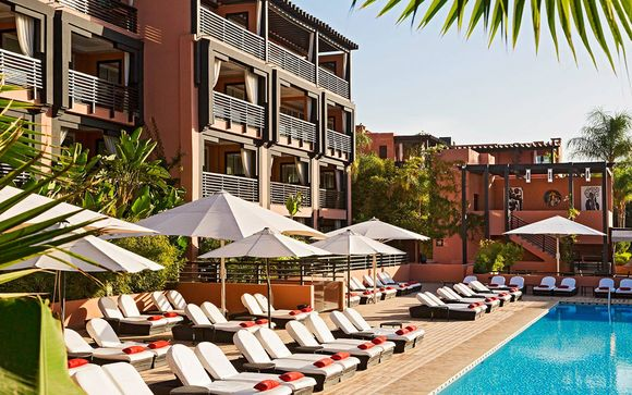 Hotel & Ryads Barrière Le Naoura 5*