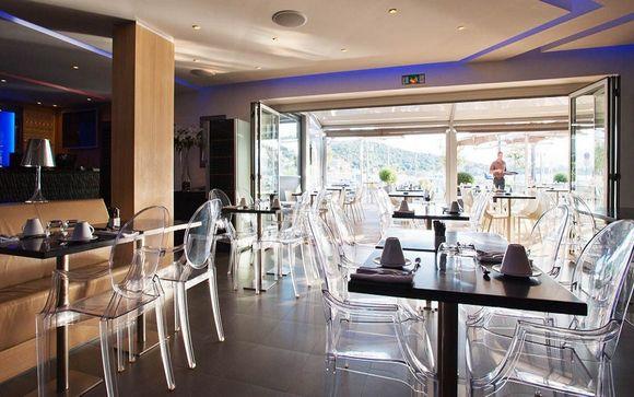 L'Hotel Le Golfe Piscine & Spa Casanera 4*
