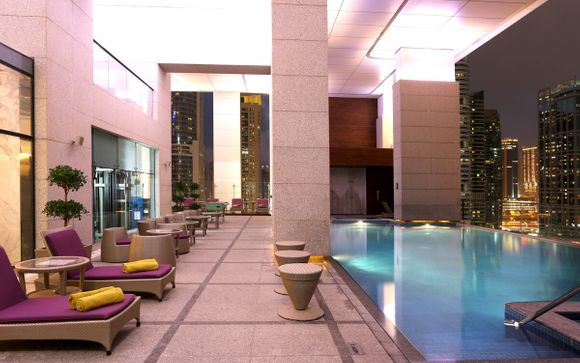 Bonnington Jumeirah Lakes Towers 5*