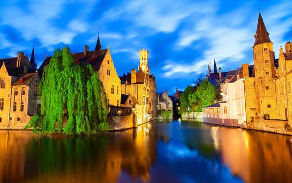 Elegante 4* nel cuore del centro storico medievale