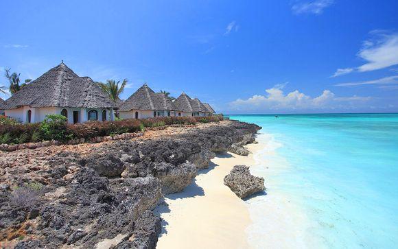 Essque Zalu Zanzibar Resort 5*
