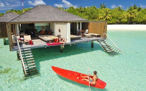 Maldive - Paradise Island Beach Resort & Spa 5*