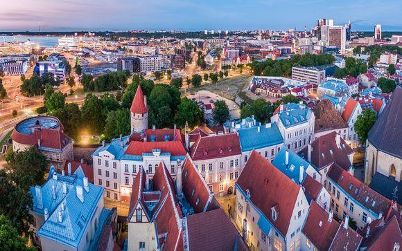 Tour con crociera fra le più belle capitali del Baltico
