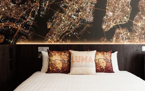 LUMA Concept Hotel Hammersmith London 4*
