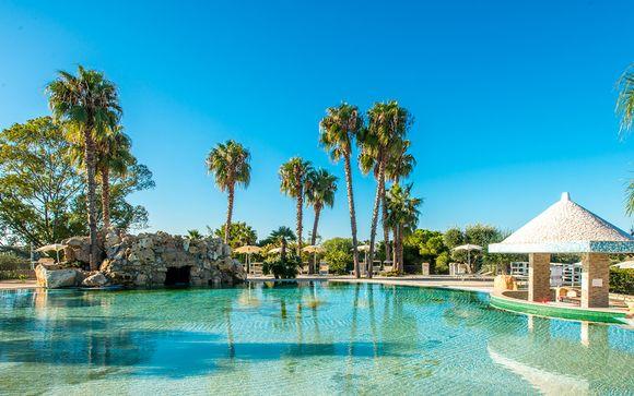Resort nel cuore del Salento con vista panoramica
