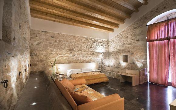 Comfort a 4* in antica dimora siciliana